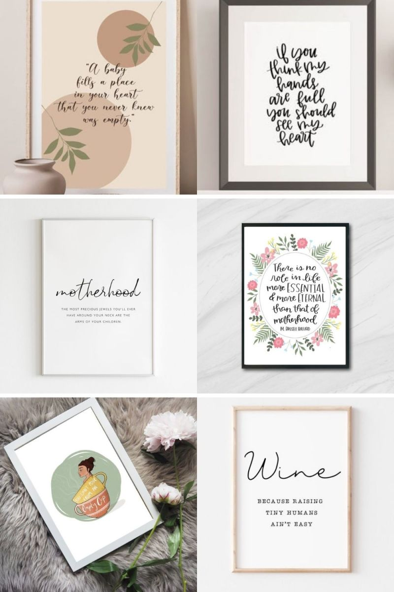 Our Favorite Motherhood Quotes