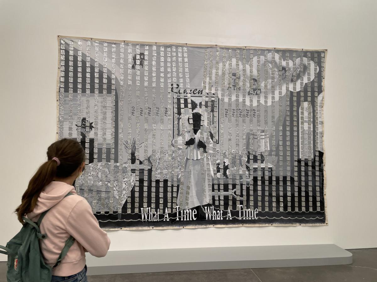 Current Exhibit: Grief + Grievance