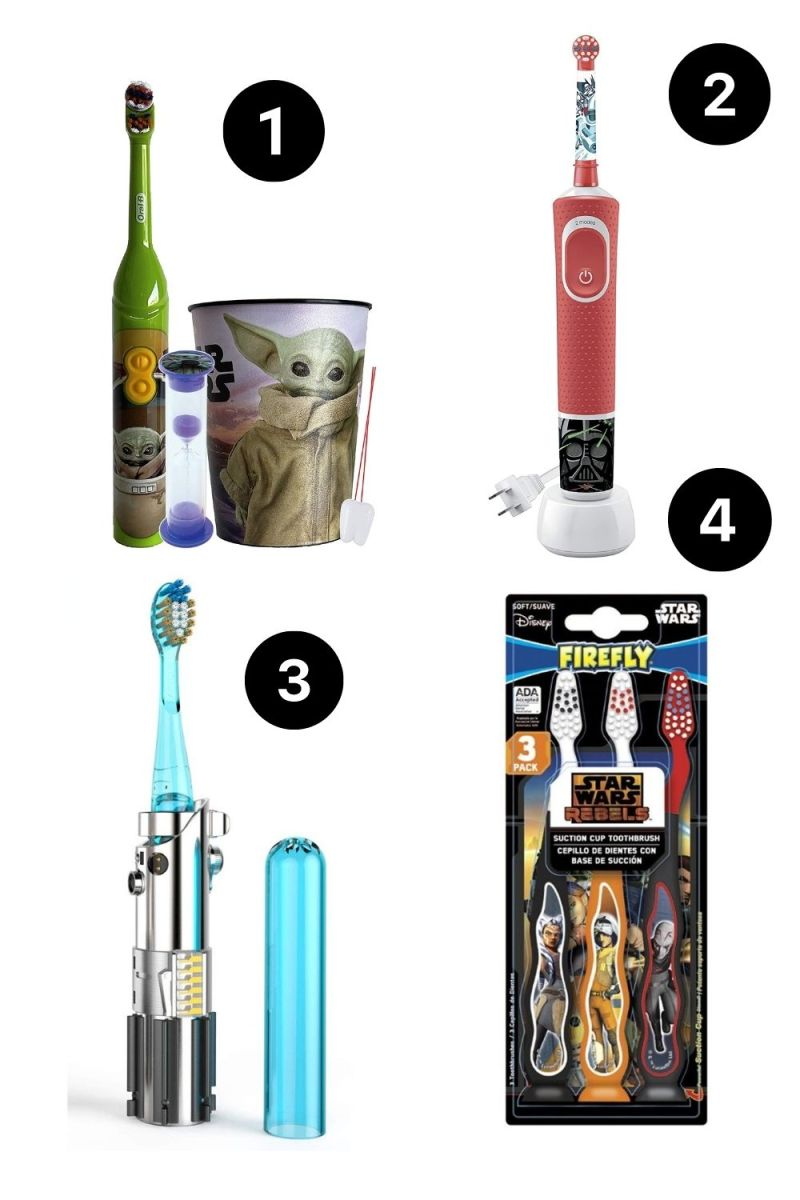 Best Star Wars Toothbrushes
