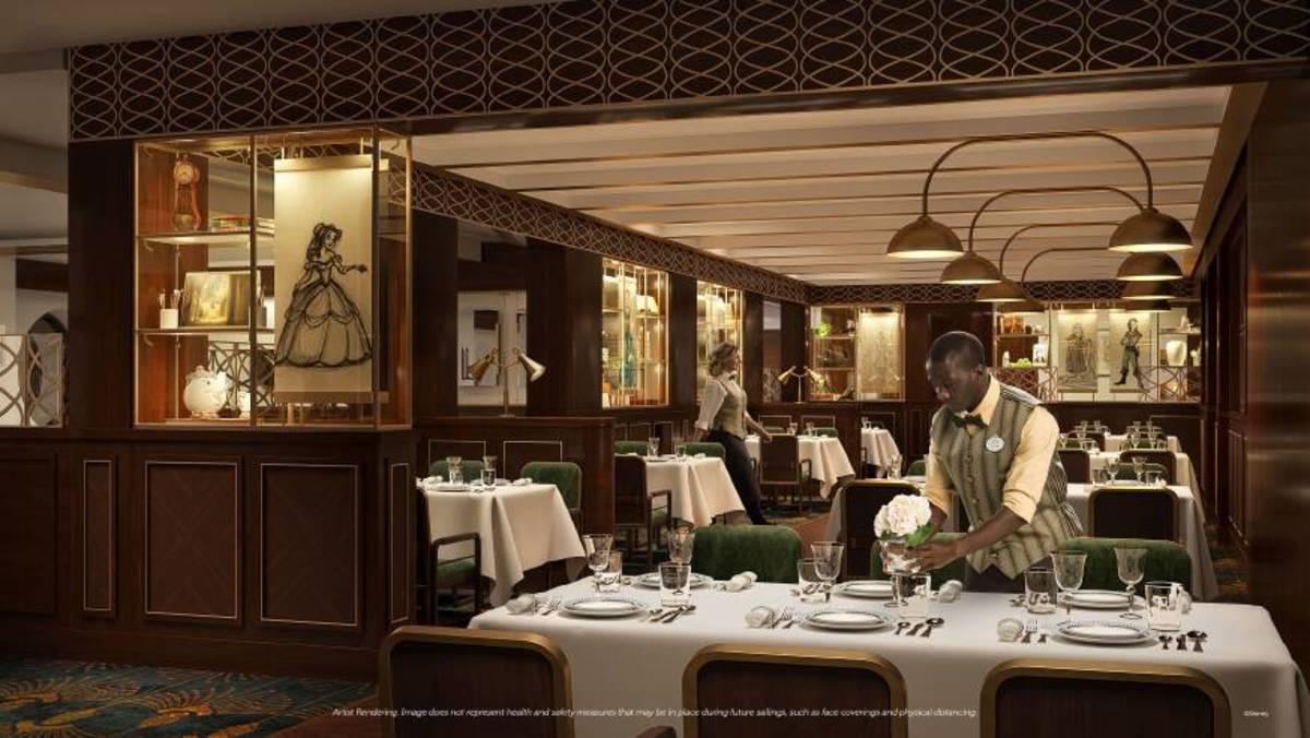 Disney Has a Brand New Cruise Ship Ready to Set Sail 1