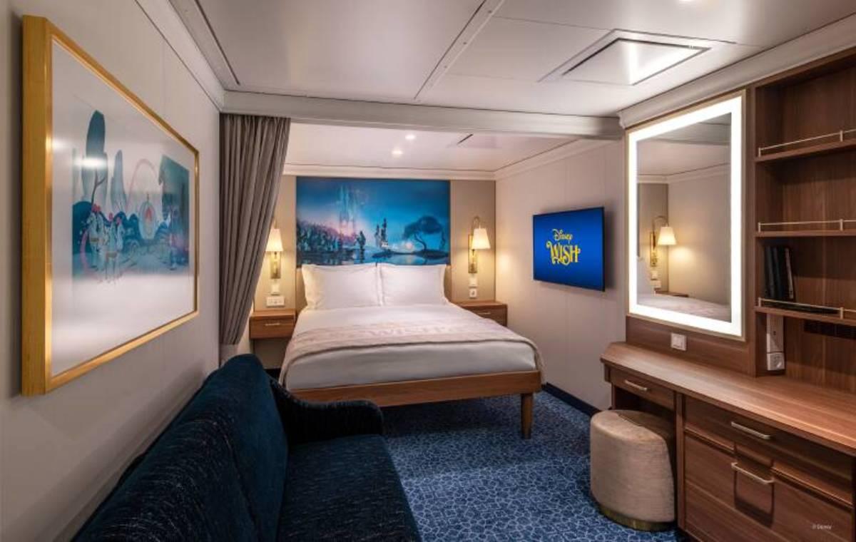 Disney Has a Brand New Cruise Ship Ready