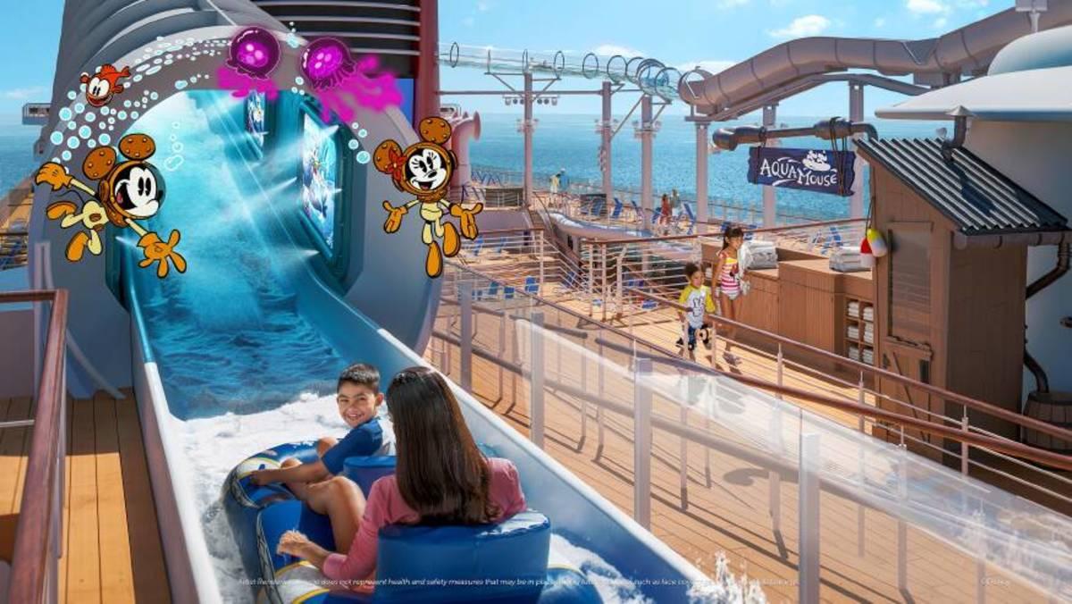 Disney Has a Brand New Cruise Ship Ready to Set Sail