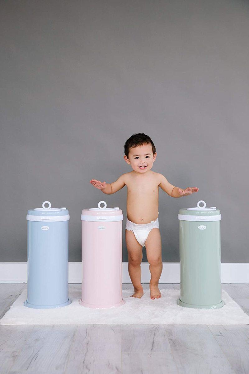 Why We Love the Ubbi Eco-Friendly Diaper Pail