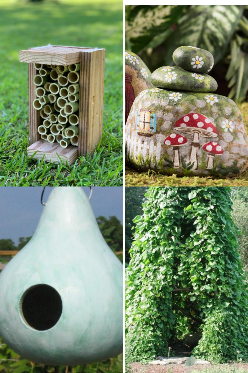 Four Garden Projects for Kids