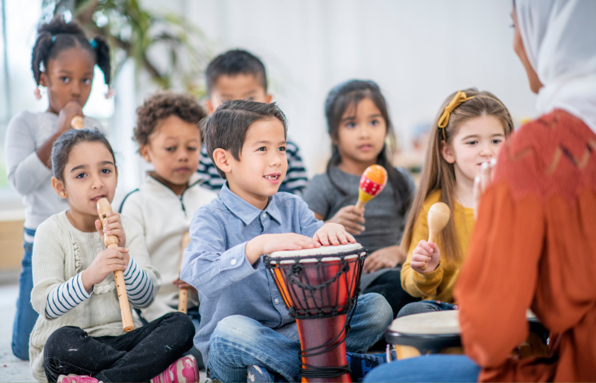 Songs For Children From Around the Globe