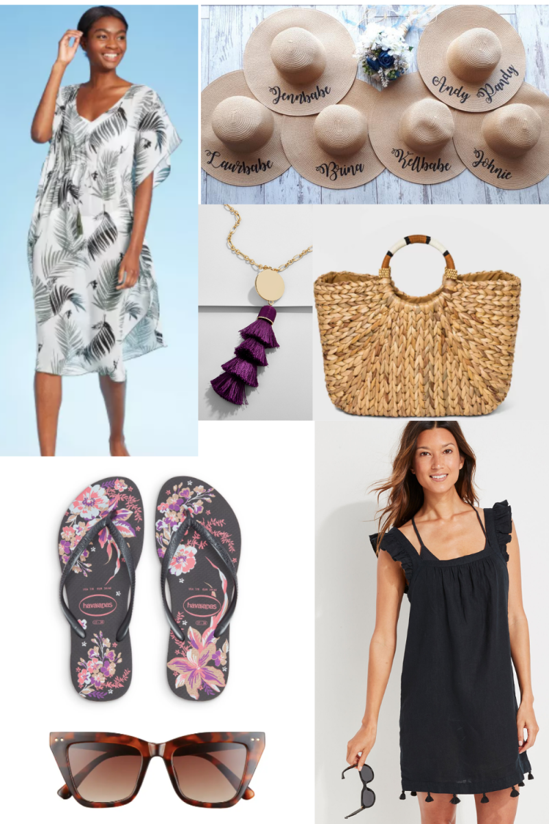 Stylish Beach Accessories for a Day in the Sun, Sand, and Surf