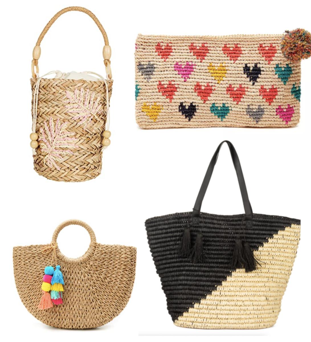 Best Straw Beachbags