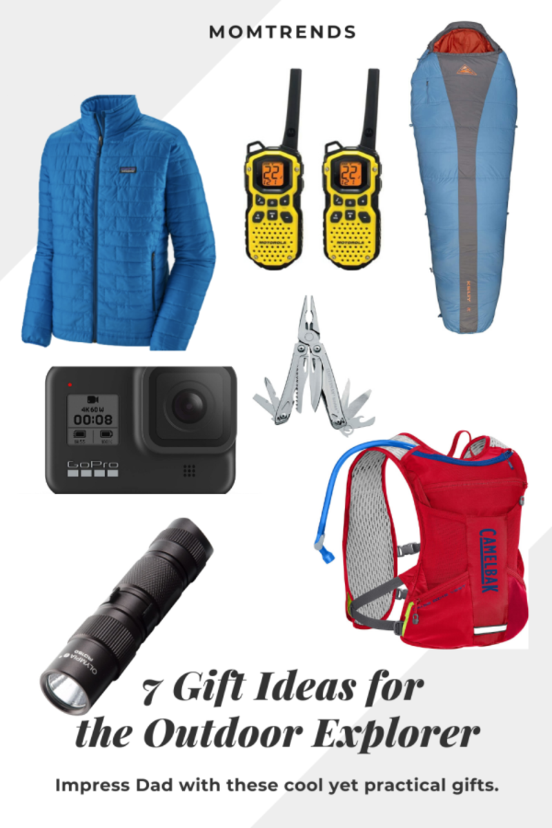 Active Dad Father's Day Gift Guide