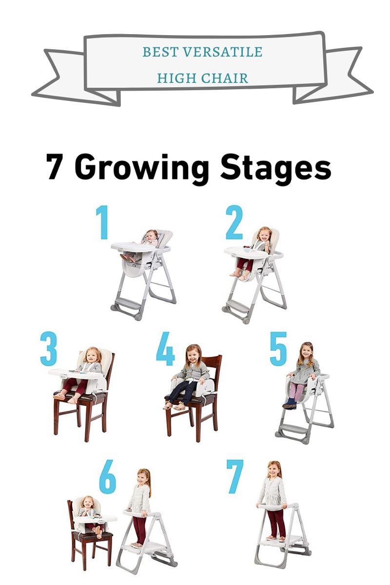 versatile high chair