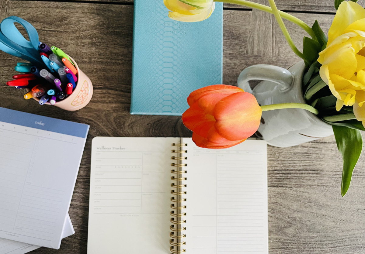 Journals and Planners To Get Mom Organized