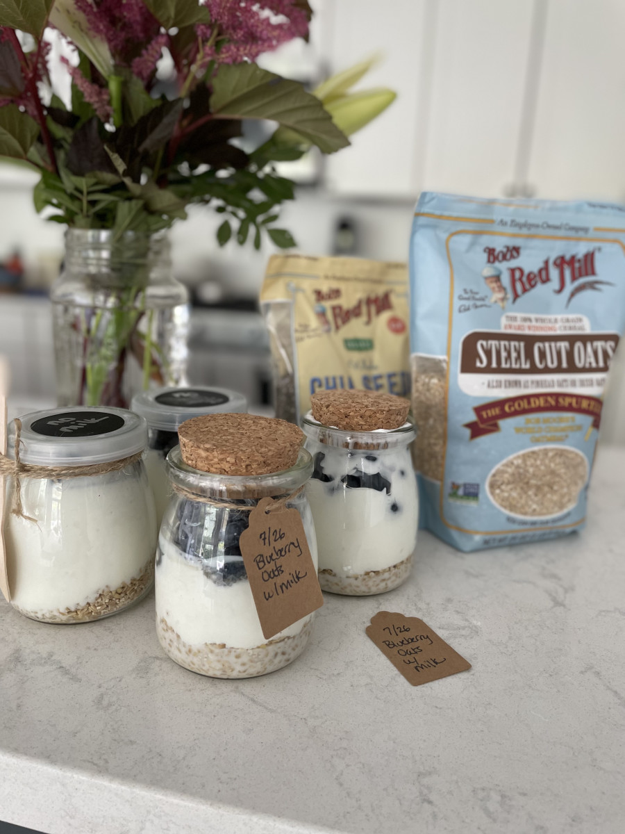 The Key to a Great Overnight Oat Recipe