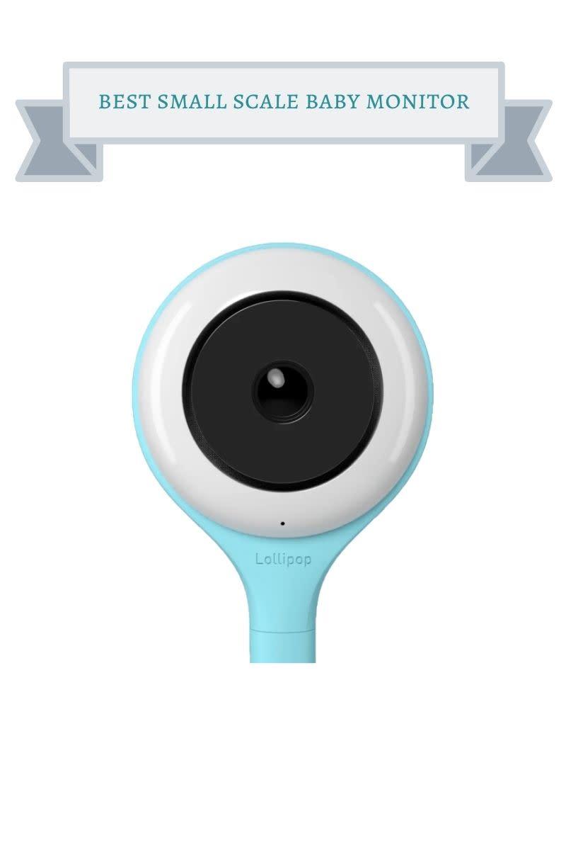 aqua circular baby camera