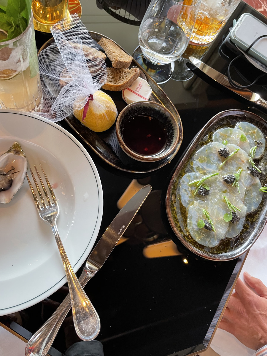Now is the Best Time To Visit a New Paris Restaurant