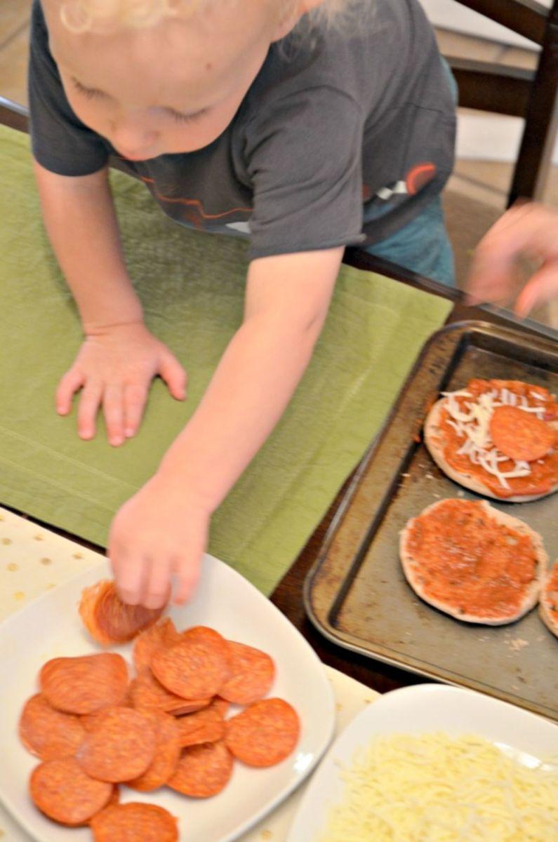 Quick and Easy Mini Pizzas