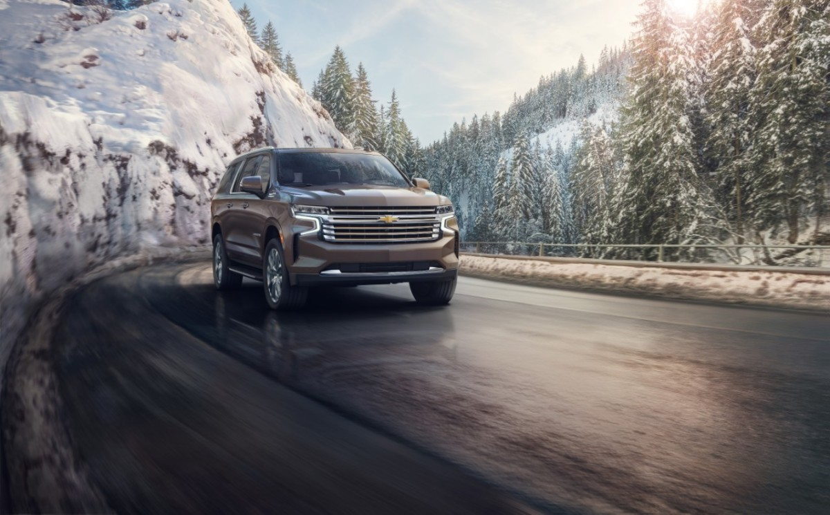 Ski Moms Pick the Best SUV for the Mountains