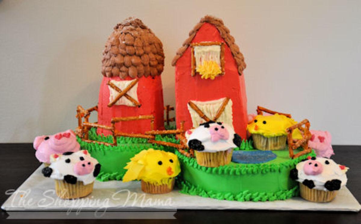 Farm Theme Birthday for Kids