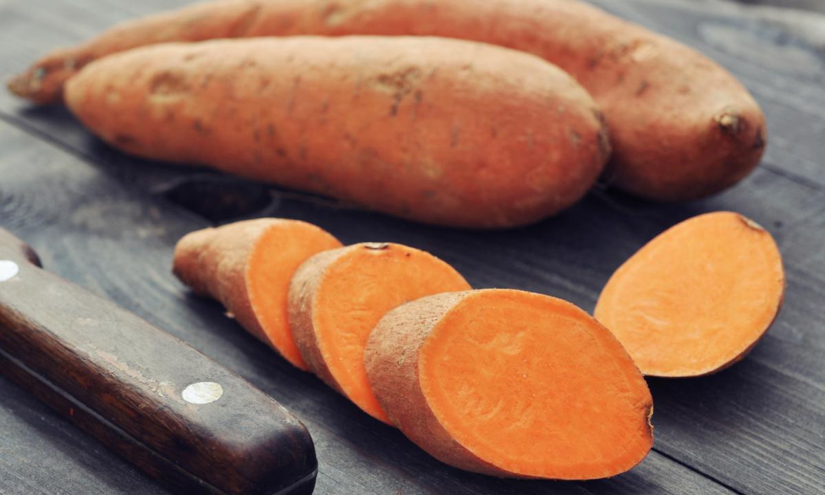 DIY Sweet Potato Beauty Treatments